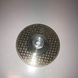 115MM Electroplated Blade M14